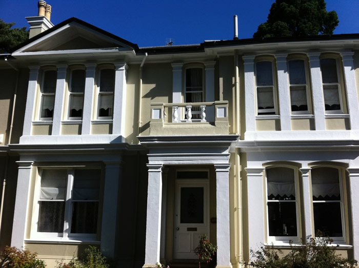 Exterior Painting and Decorating